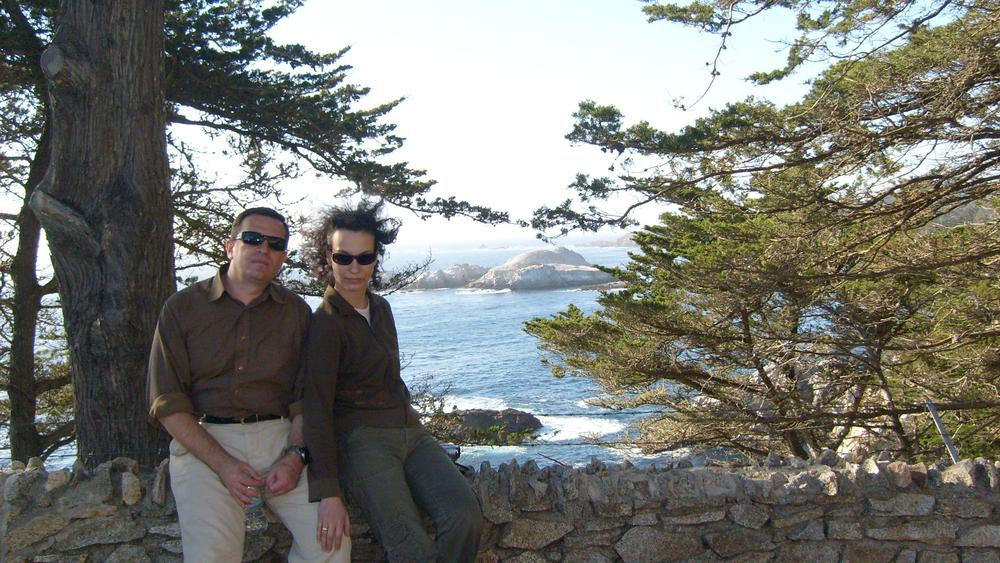 САЩ, Point Lobos, Big Sur