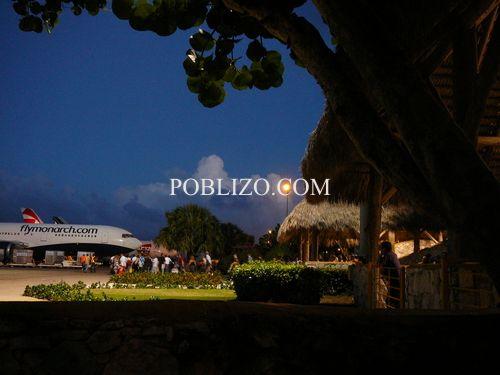 Летището на Пунта Кана, Доминиканска Република