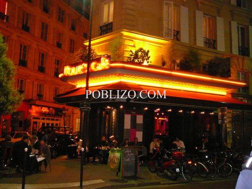 Вечер в Париж