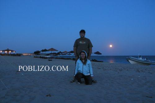 Нощем на плажа