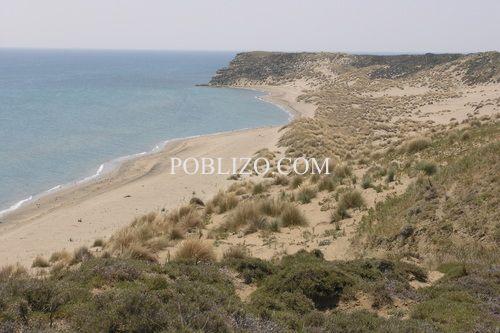 Един от плажовете на Гьокчеада