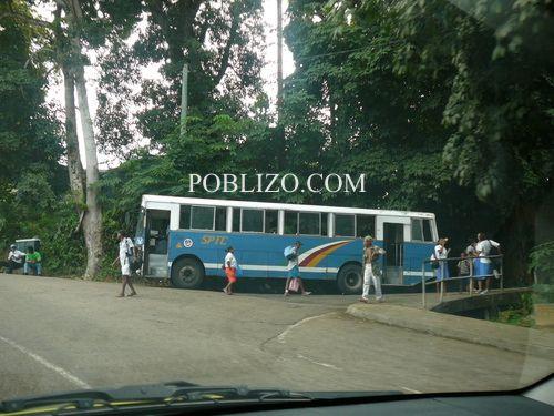 Автобус от градския транспорт