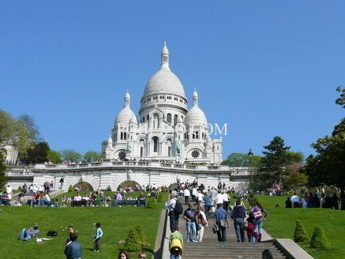 Базиликата Sacré-Cœur