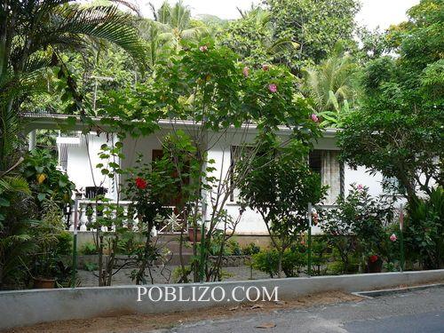 Типична Сейшелска къща
