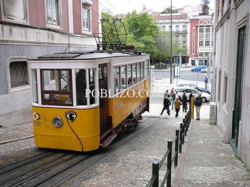 Трамваите, специално пригодени за стръмното изкачване