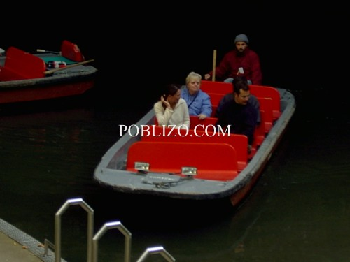 Пристанът за лодки