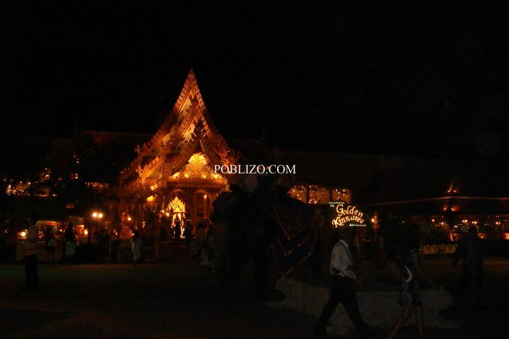 Тайланд през нощта