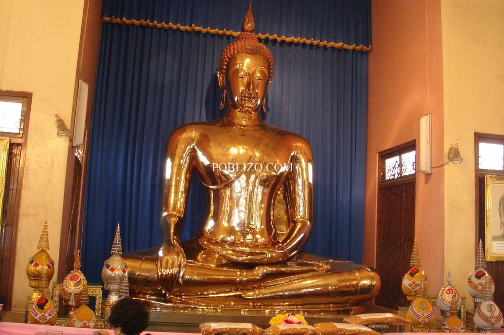 Златният Буда, Бангкок