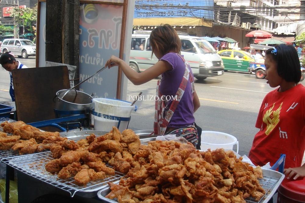 Улична сергия за храна