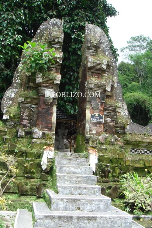 Порта на храм