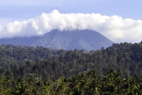 Вулканът Дуа Саудара