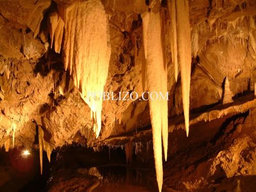 Природни образувания в Пунква