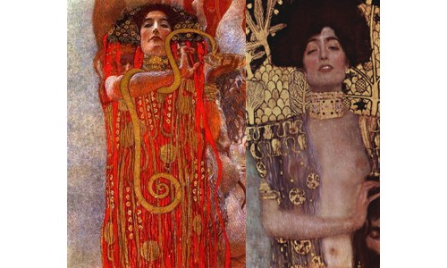 Hygiea & Judith I, 1901 г.