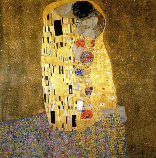 Целувката, 1907-1908 г.