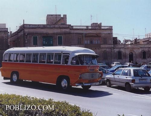 Малтийски автобус
