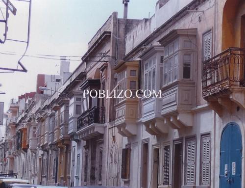 Архитектурата на сградите във Валета