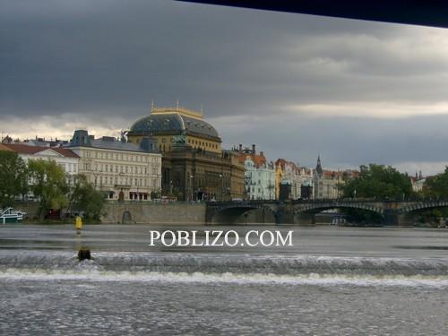 Националният театър, Прага