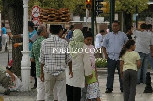 Улични търговци