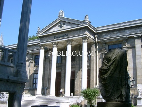 Археологическият музей в Истанбул