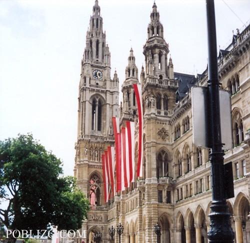 Кметството на Виена