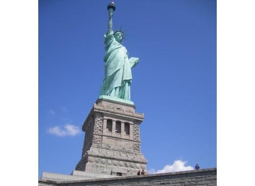 Статуята на Свободата отблизо