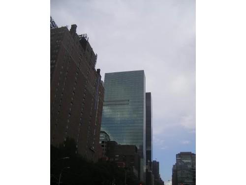 Сградата на ООН