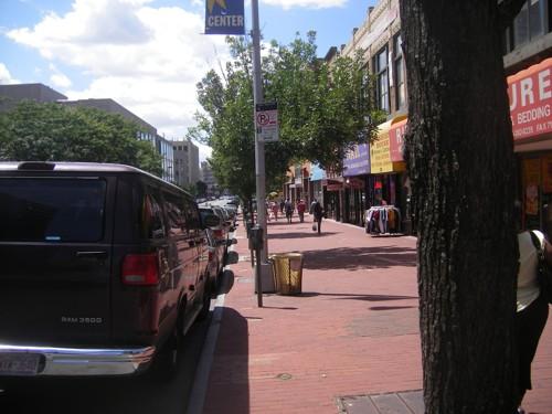 Ямайка Авеню в Куинс