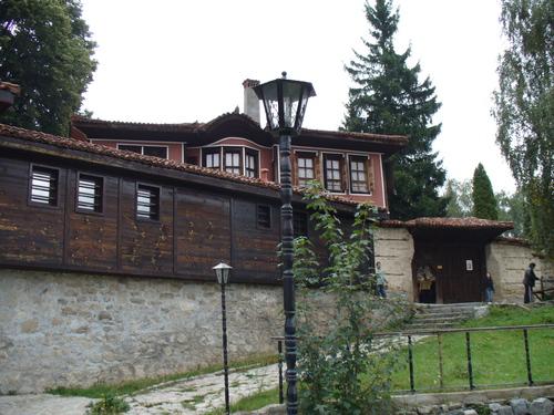Каблешковата къща