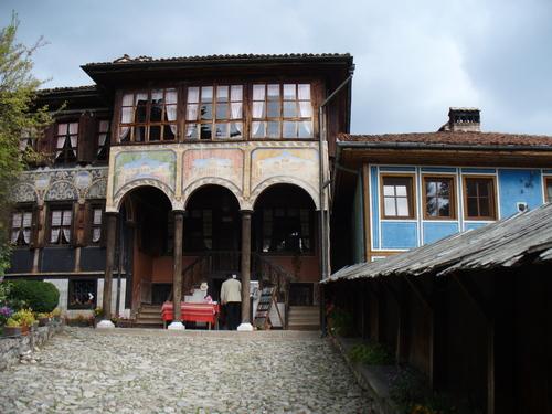 Ослековата къща