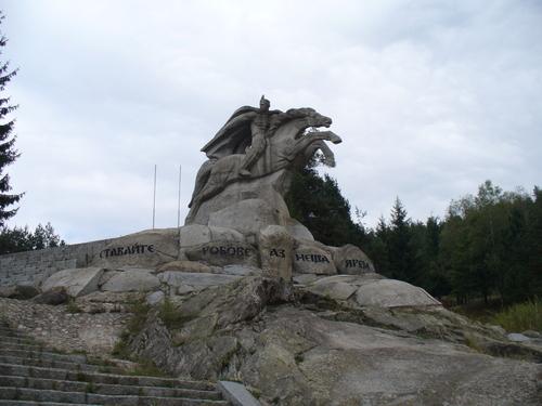 Паметникът на Бенковски