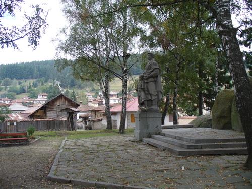 Паметникът на освободителите