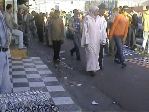 Пазарът в Казабланка