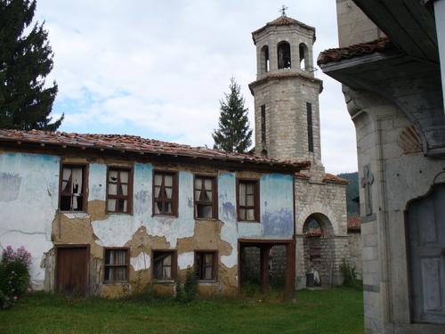 Разрухата при Св.Николай