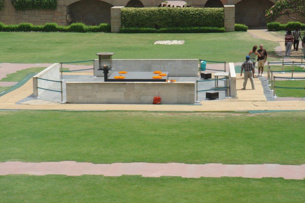 Мемориал на Gandhi