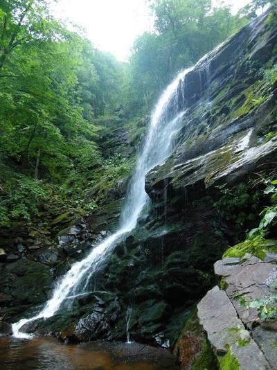 И още един кадър от водопада