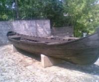 Пред Етнографския музей - Дунавски риболов и лодкостроене
