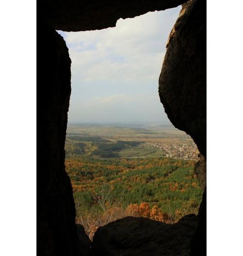 Скалният прозорец на мегалита