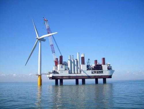 Lynn and Inner Dowsing Wind Farm