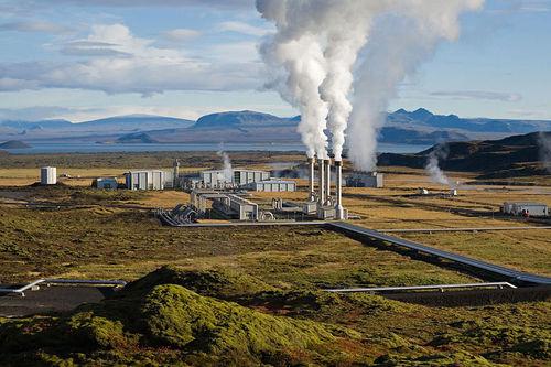 Nesjavellir, Исландия