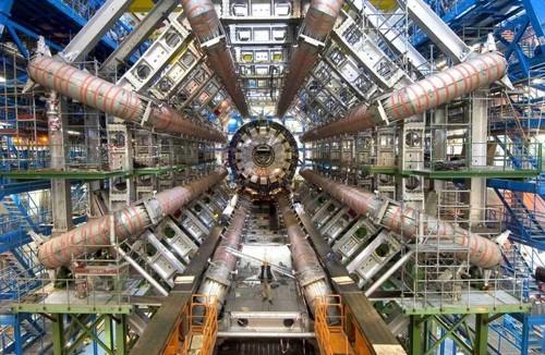 Големият андронен колайдер