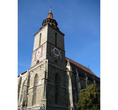 Часовниковата кула на Черната църква