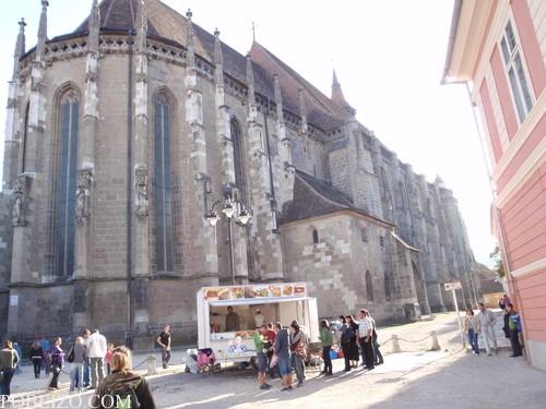 Пред Черната църква