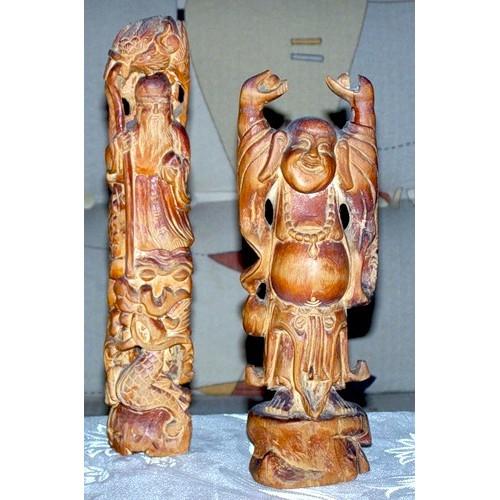 Виетнамски богове от сандалово дърво