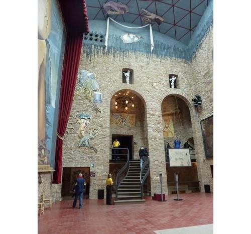 Музеят отвътре