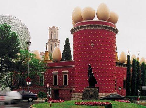 Театърът-музей на Салвадор Дали