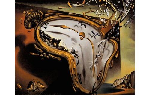 Разтекъл се часовник