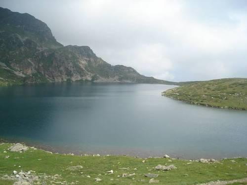Езерото Бъбрека