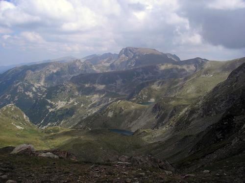 Мальовица и Урдини езера