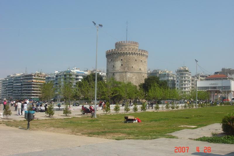 Солун-Бялата кула