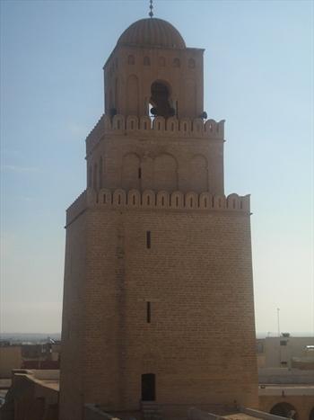 Джамията в Кайруан